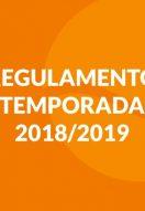 Regulamento reservas 2018/19